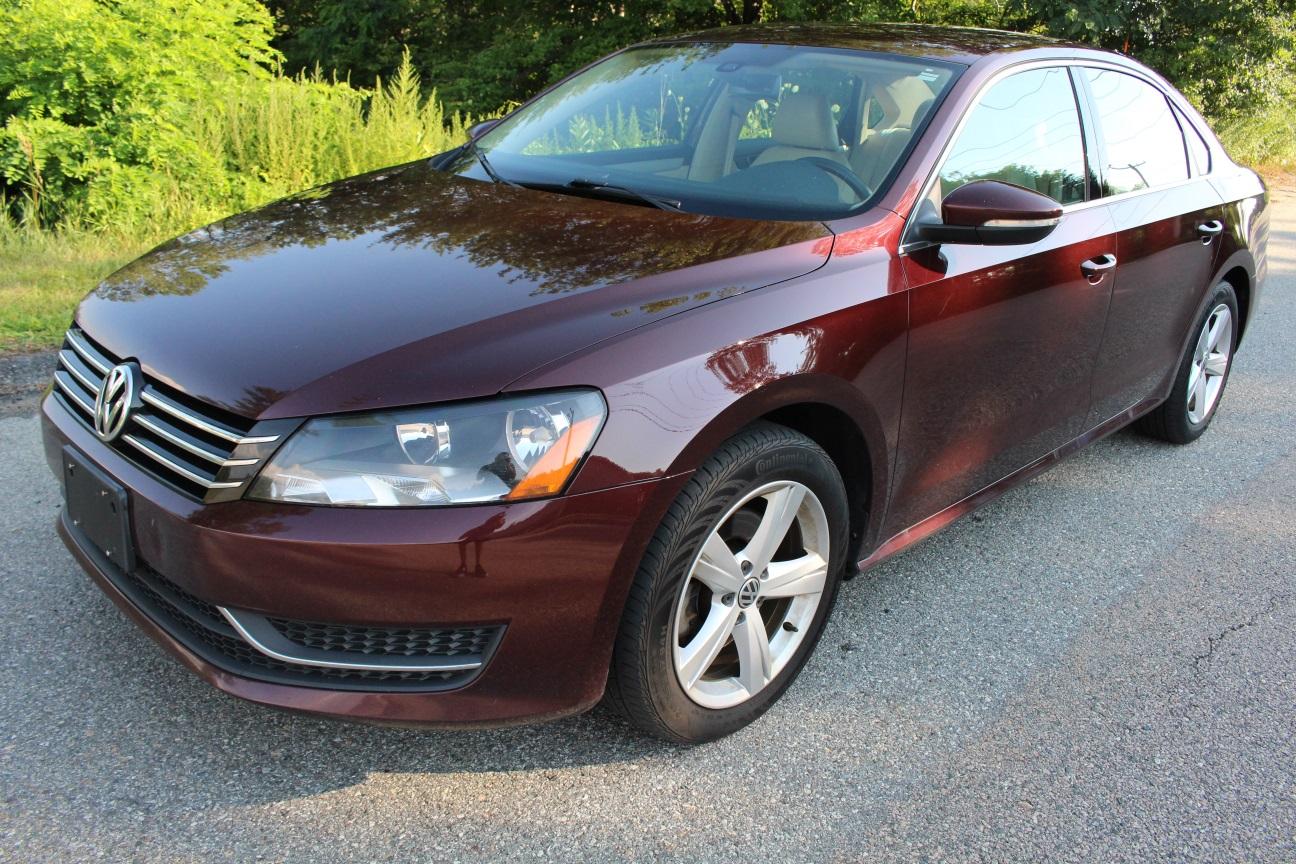2012 Volkswagen Passat Se Imotobank Dealership
