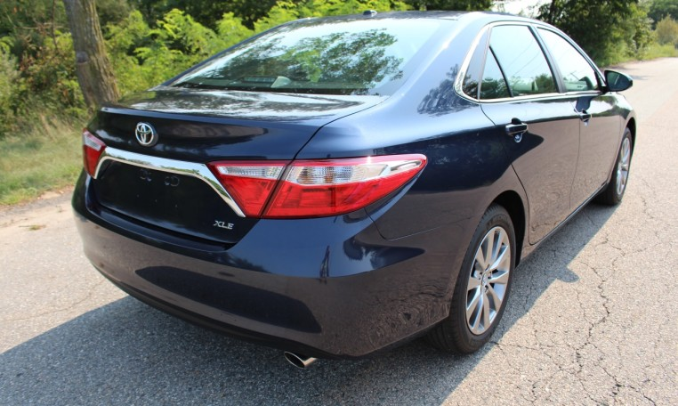 Toyota Camry2014 Model submited images.