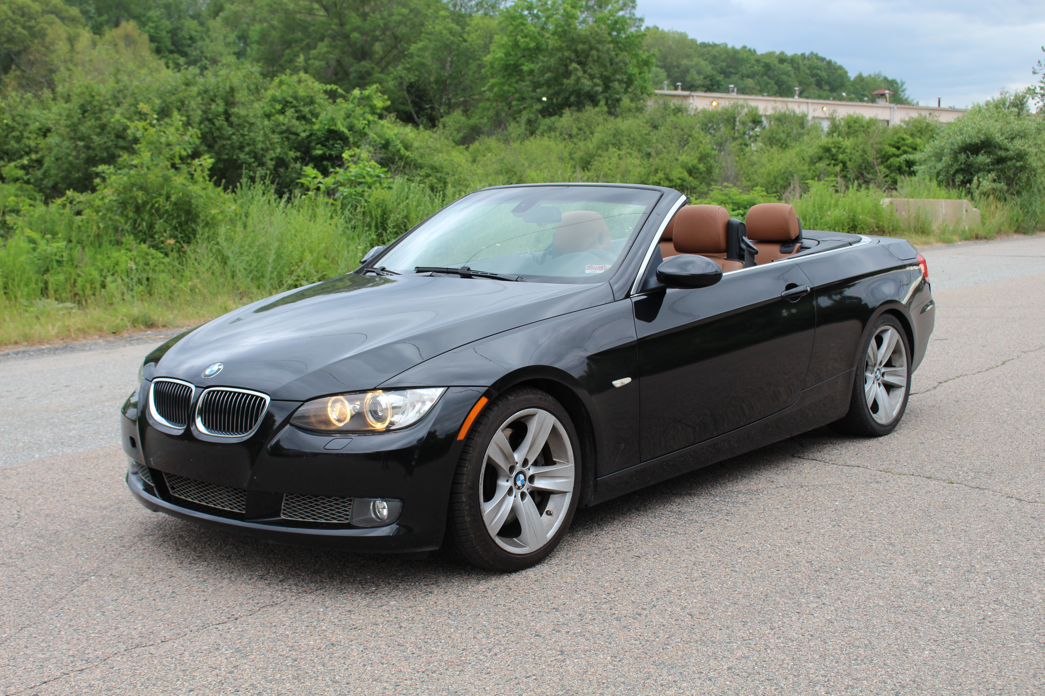 BMW Driving School >> 2009 BMW 335i Convertible | Imotobank Dealership