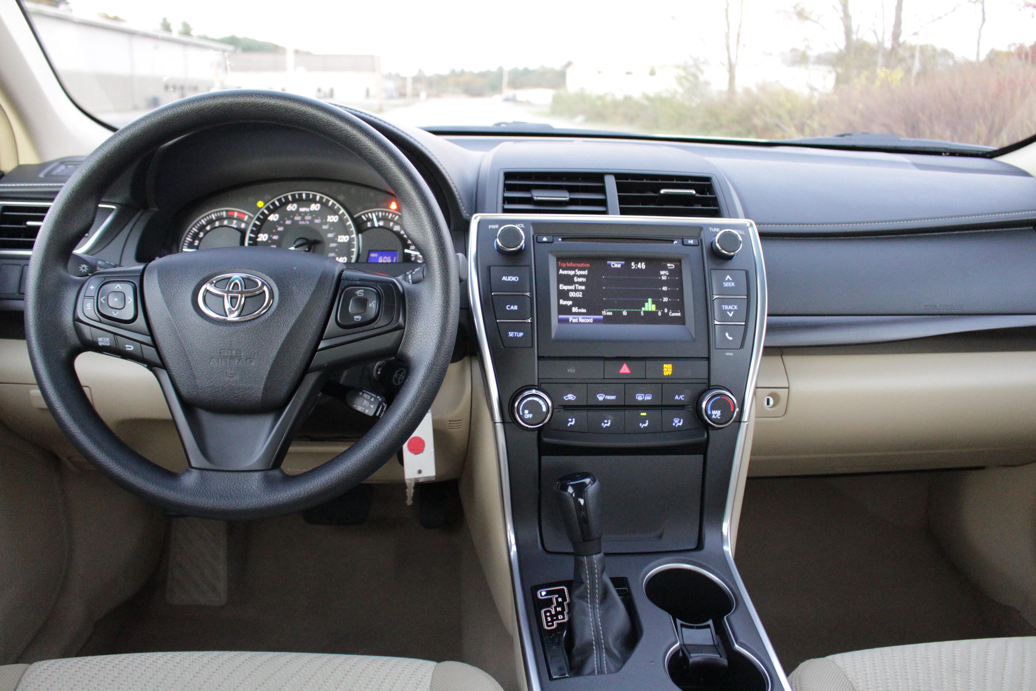 2015 Toyota Camry LE   Imotobank Dealership